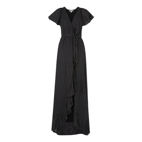 Spot Maxi Dress, ${color}