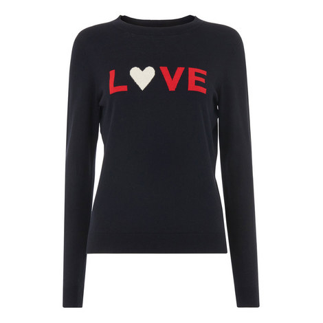 Love Logo Sweater, ${color}