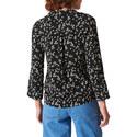 Daisy Print Pyjama Shirt, ${color}