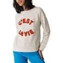 C'est La Vie Sweatshirt, ${color}