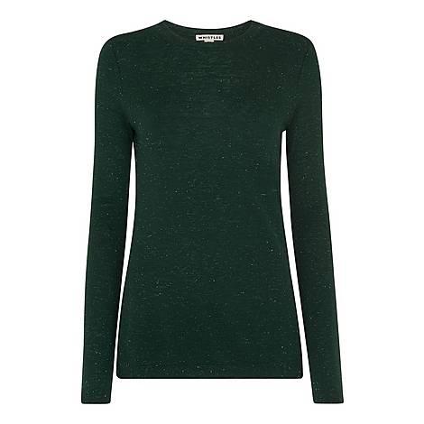 Annie Sparkle Knit Sweater, ${color}