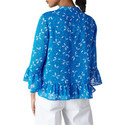 Polly Spot Dobby Blouse, ${color}