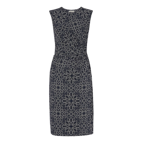 Riya Print Jersey Bodycon Dress, ${color}