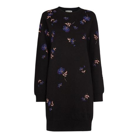 Elderberry Sweat Dress, ${color}
