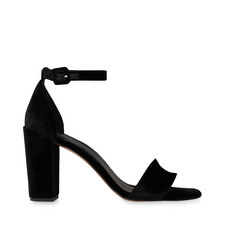 Alba Velvet Sandals