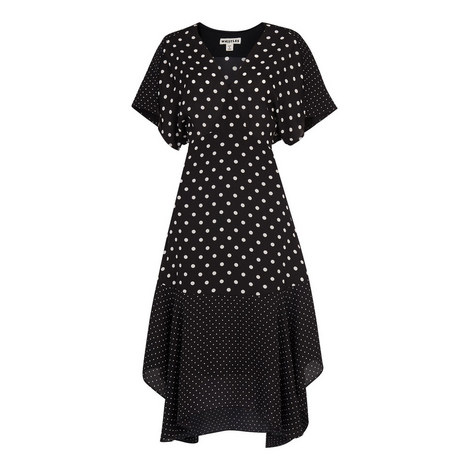 Enise Polka Dot Dress, ${color}