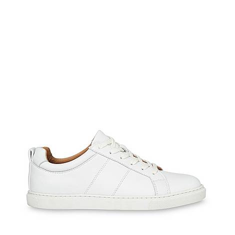 Koki Leather Lace-Up Trainers, ${color}