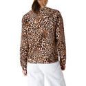 Leopard Print Sweatshirt, ${color}