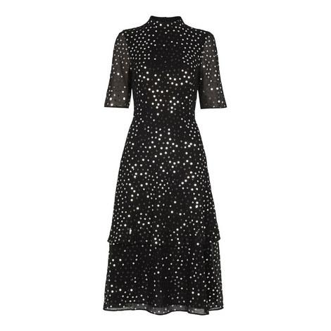 Ivanna Sequin Dress, ${color}
