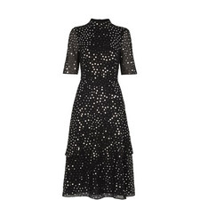 Ivanna Sequin Dress