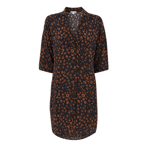 Lola Cheetah Print Dress, ${color}