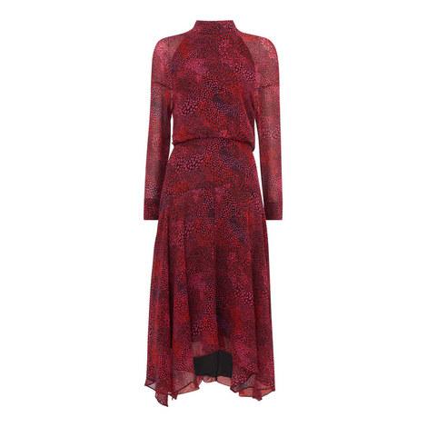 Abstract Animal Carlotta Dress, ${color}