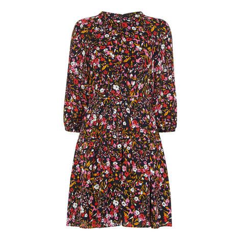 Floral Meadow Flippy Dress, ${color}