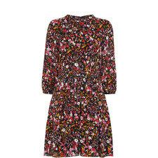 Floral Meadow Flippy Dress