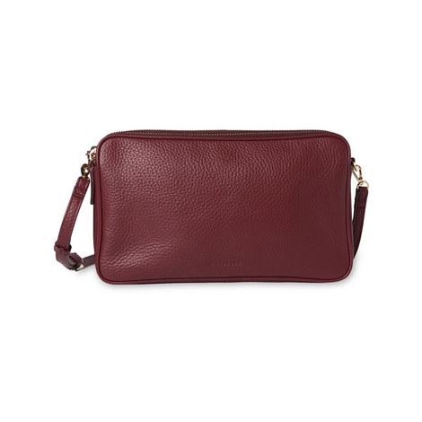 Cornelia Triple Zip Bag, ${color}