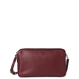Cornelia Triple Zip Bag