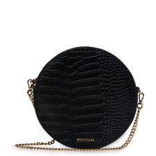 Brixton Circular Croc Bag