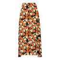 Dandelion Print Skirt, ${color}