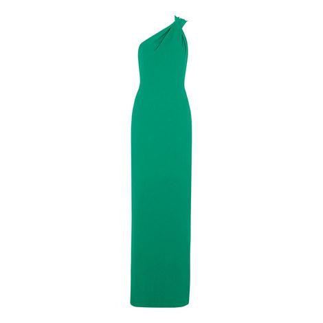 Bethan One Shoulder Maxi Dress, ${color}