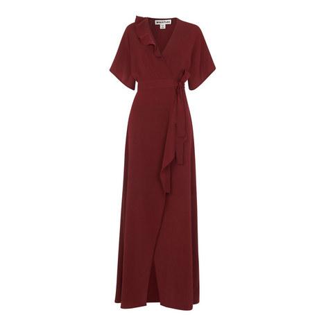 Nova Frill Maxi Dress, ${color}