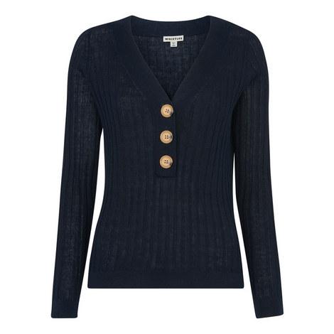 Button Detail Rib Knit, ${color}