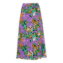 Simone Floral Print Skirt, ${color}