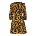 Daisy Print Ester Dress, ${color}