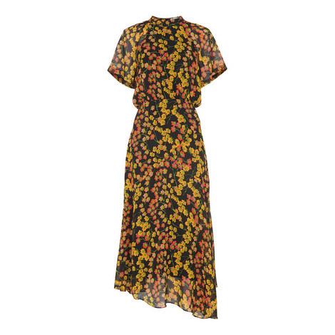 Daisy Print Stine Dress, ${color}