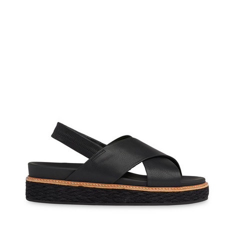 Robyn Cross Strap Sandals, ${color}