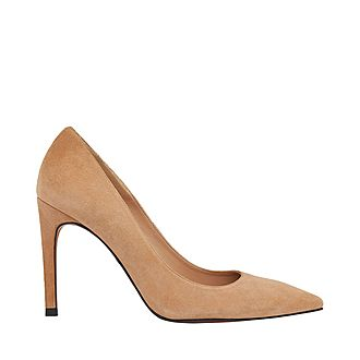 Cornel Suede Pumps