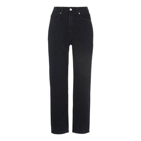 Hollie Straight Leg Jean, ${color}