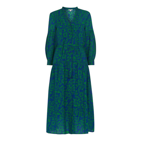 Valeria Henna Shirt Dress, ${color}