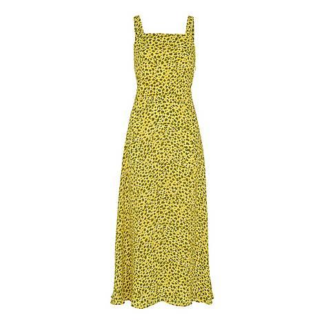 Llora Clouded Leopard Dress, ${color}