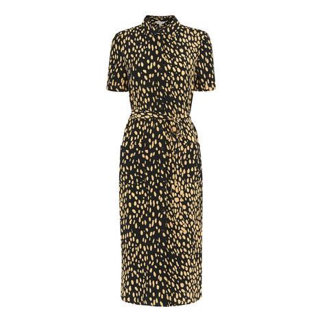 Pebble Print Montana Dress, ${color}