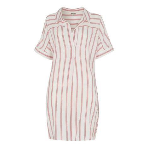 Sabrina Stripe Dress, ${color}