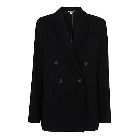 Double-Breasted Relax Blazer, ${color}