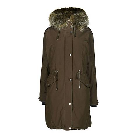 Cleo Casual Parka, ${color}