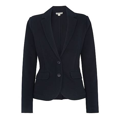 Slim Jersey Jacket, ${color}