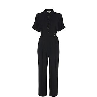 Lidia Button Jumpsuit