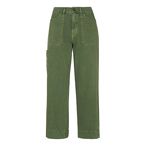 Cargo Pocket Trousers, ${color}