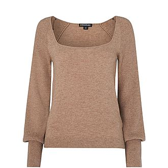 Square Neck Knit
