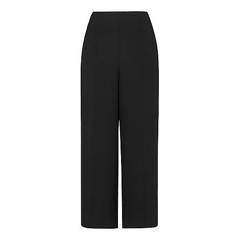 Flat Crop Trouser, ${color}