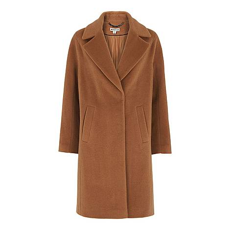 Mara Cocoon Coat, ${color}
