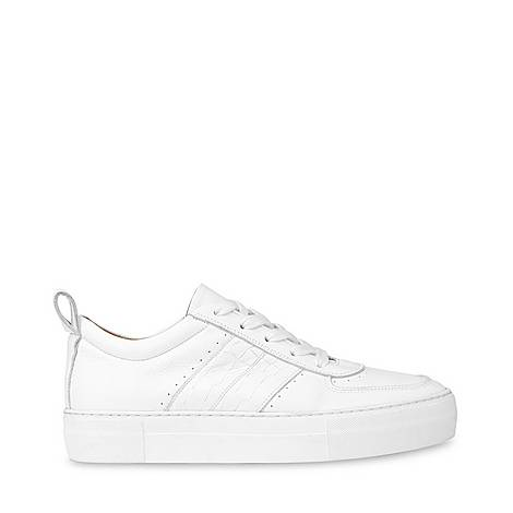 Anna Snake Deep Sole Trainers, ${color}