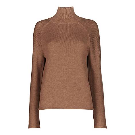 Phillipa Roll Neck Knit, ${color}