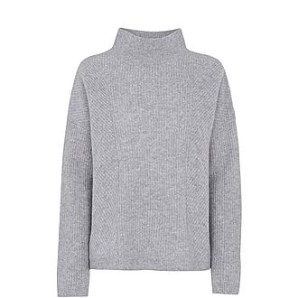 Eden Ribbed Wool Knit