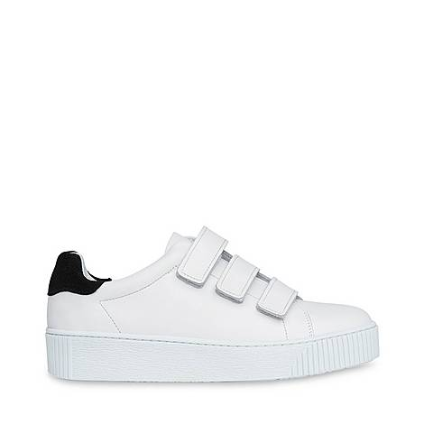 Flax Velcro Trainers, ${color}