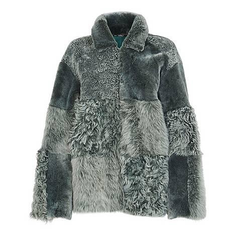 Hema Shearling Coat, ${color}