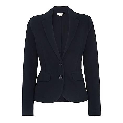 Slim Jersey Jacket, ${color}