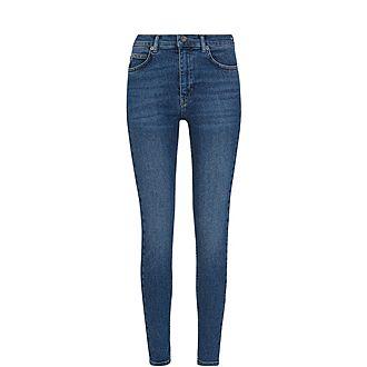 Sculptured Skinny Jeans